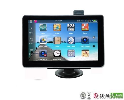 New 4 inch Car DVR with GPS and 3G