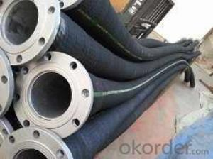 Large Diameter Rubber Dredge Suction Hose