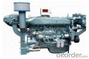 WD615 Series Marine Diesel Engine