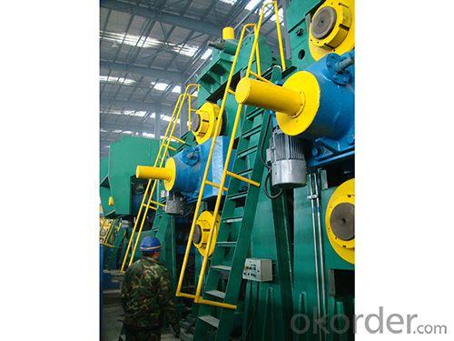 CFOE mill roll forming mill