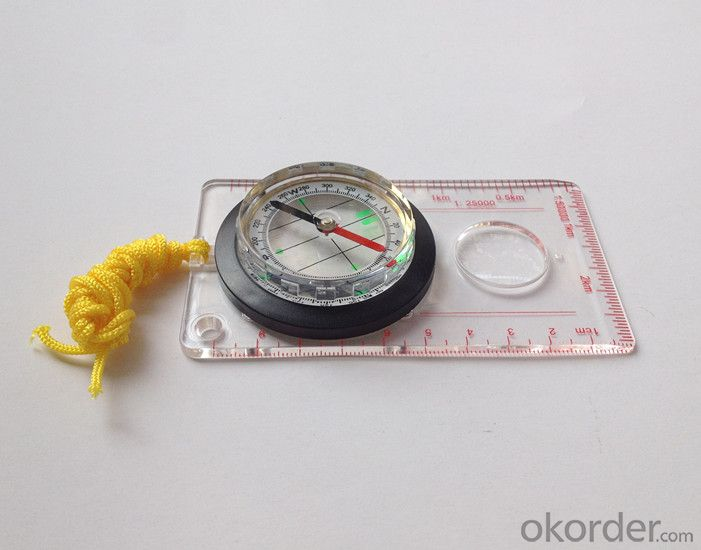 Map Scale Compass DC45-5A