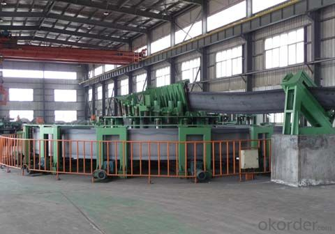coldrollforming section mill roll forming machine