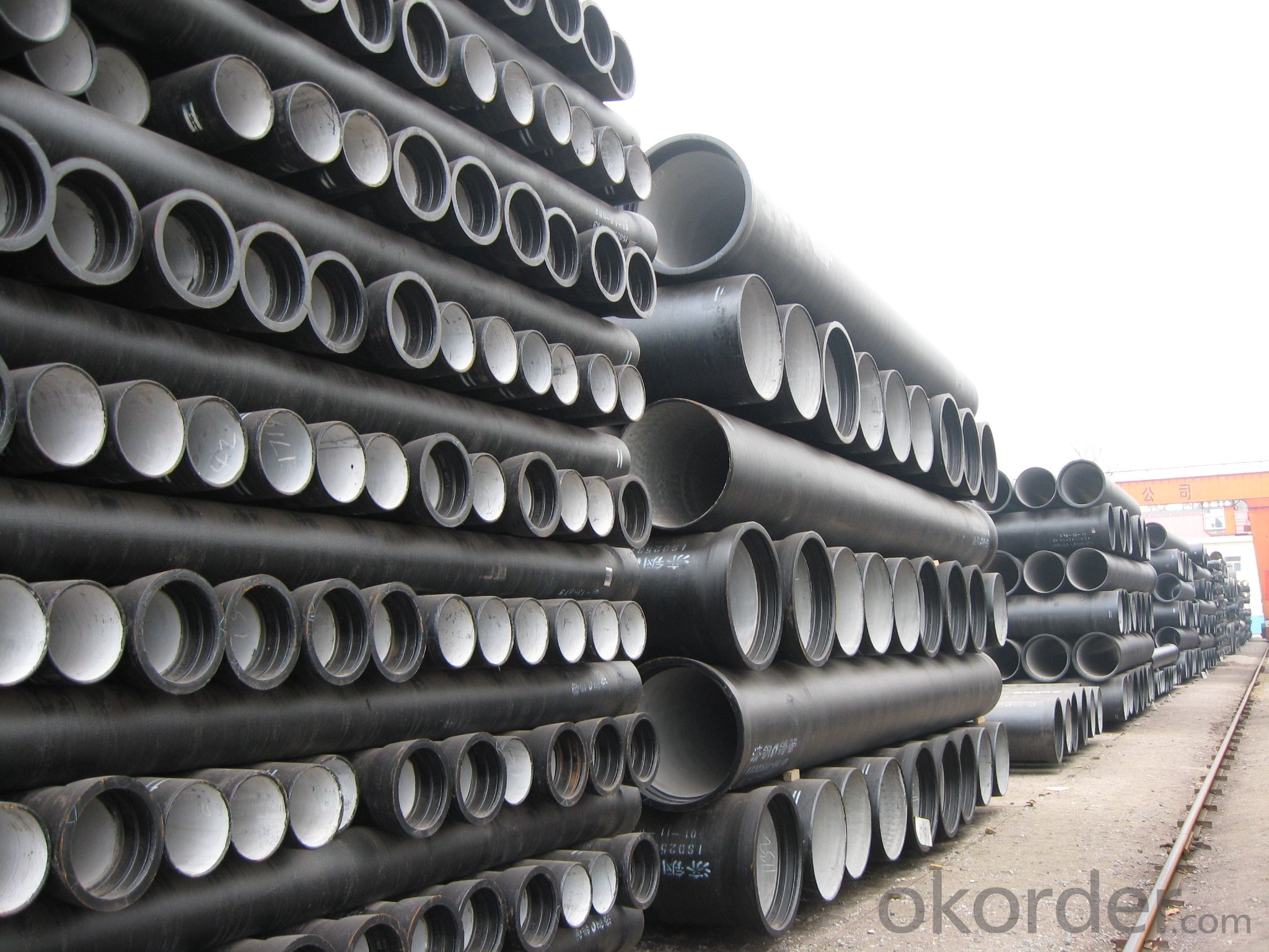 Ductile Iron Pipe DN600