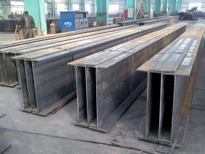 GB Standard Steel H Beam 200*200*8.0mm with Good Quality
