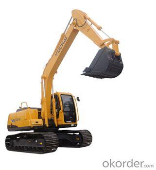 yuchai YC135-8 13.5 ton excavator.