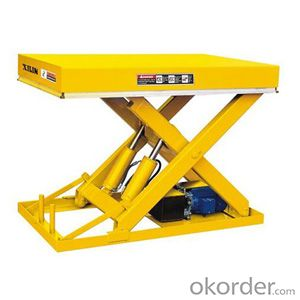 Stationary Lift Table- DG02/DG04