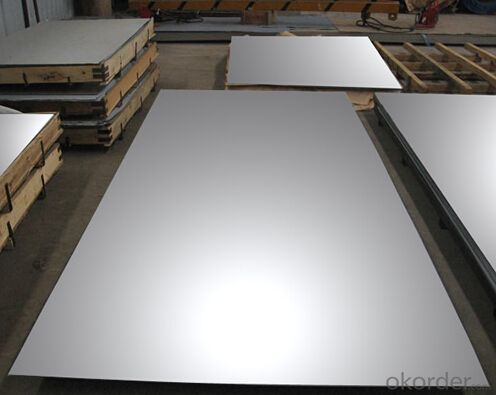 steel plate of Stainless