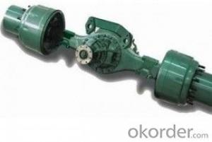 ST16 Axle (SINOTRUK SPARE PARTS)