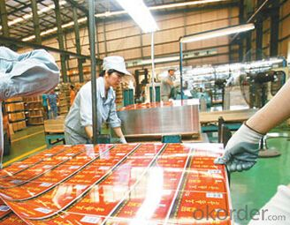 Printing Tinplate for Metal Cans in Packaging Industry
