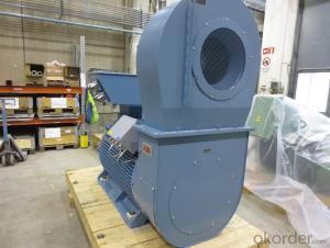 ABB AC Motor High Voltage HXR400