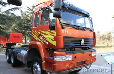 GOLDEN PRINCE TRACTOR TRUCK HEAD, 290HP, 6X4, ZZ4251M3241A1