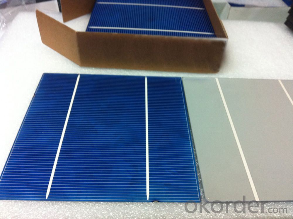 High Quality Solar Cells Poly-13% Effy