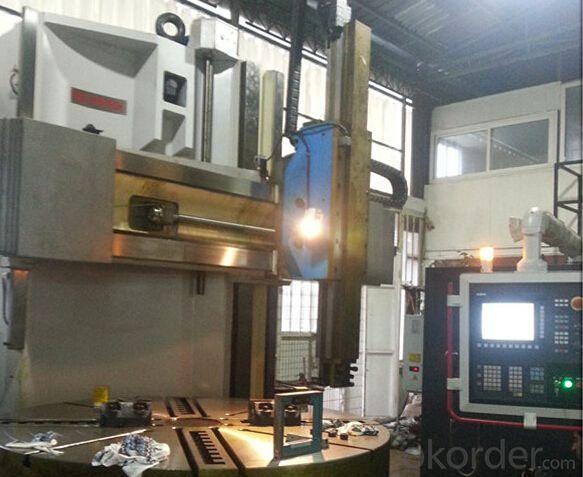 Heavy Vertical Turning VTL CNC Lathe Machine