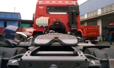 GOLDEN PRINCE TRACTOR TRUCK HEAD, 266HP, 4X2, ZZ4181M3611A1