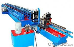 PV Mounting Structure Roll Forming Machine