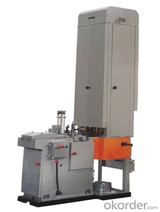 Automatic Lining Machine for Gluing and Drying Round Tin Can Ends