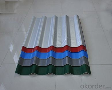 Corrugated Aluminum Roof Panels -AA5XXX