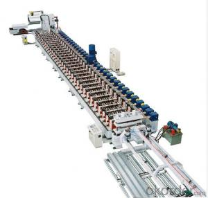 Metal Decking Floor Roll Forming Machine