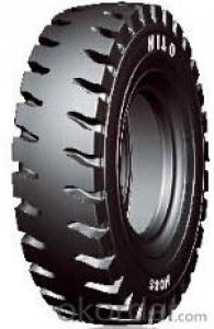 OFF THE ROAD RADIAL TYRE PATTERN M08S FOR PORT USING