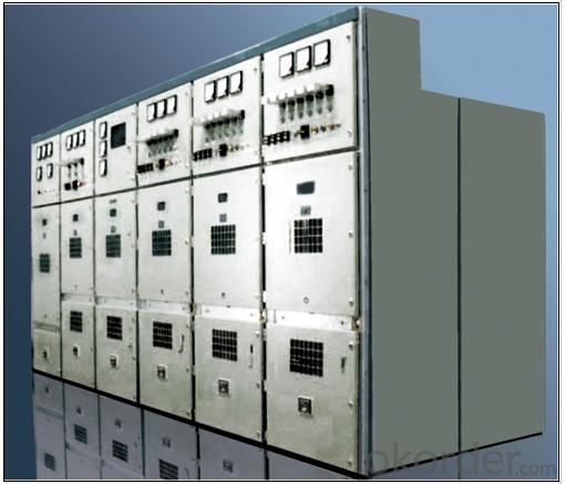 GZS1(KYN28A) type indoor metalclad removable switchgear