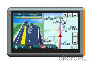 New model for 5 inch GPS Navigation