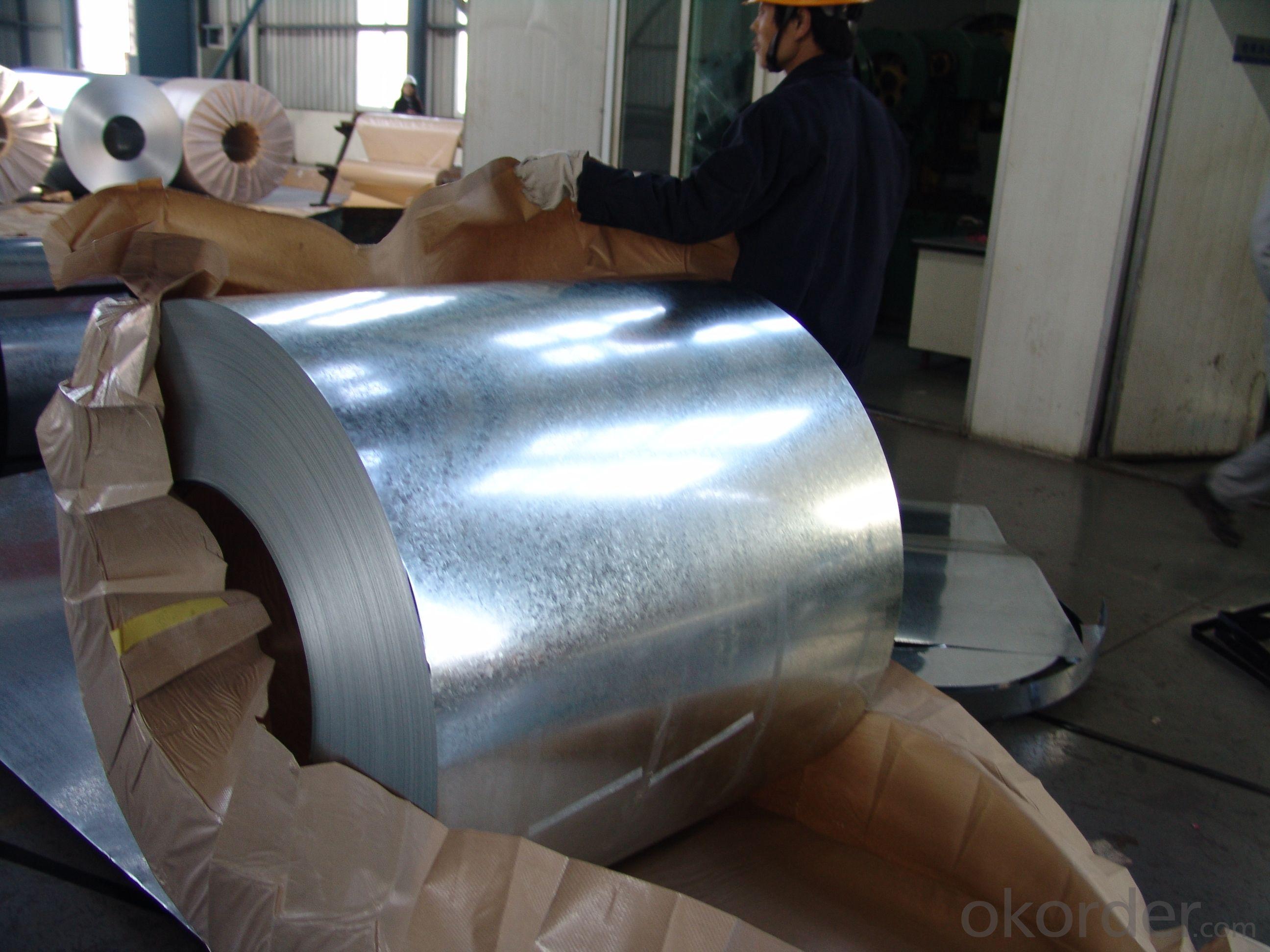 Hot-dip Galvanized Steel Sheet In Coils