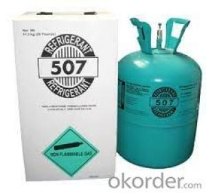 Refrigerant 507 in Disposable Cyl