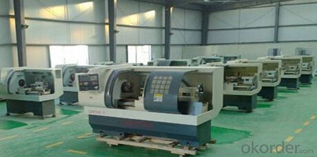 CNC Milling Machine Automatic Tool
