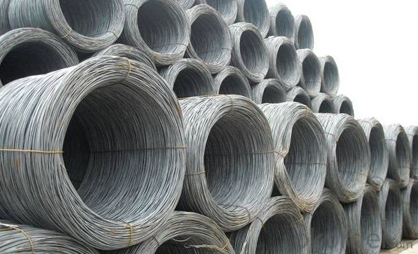 Steel Wire Rod SAE 1008B
