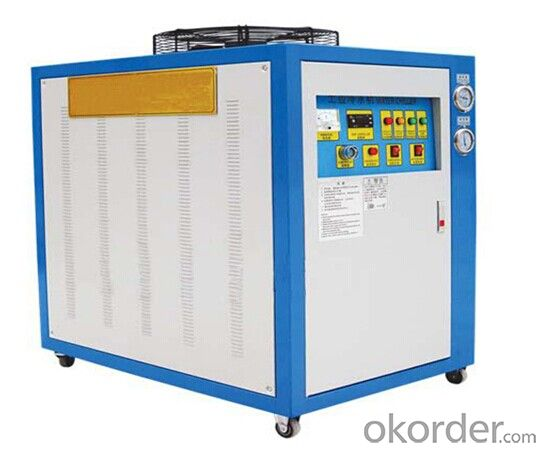 Water Chiller Industrial Water Chiller For Tin Can Seam Welding Machine