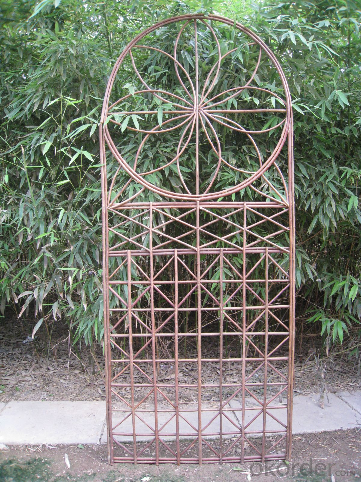 WILLOW DOOR FENCING DECORATION PANEL