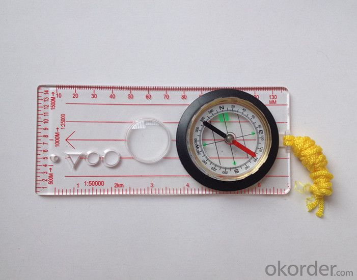 Map Scale Compass DC45-5D
