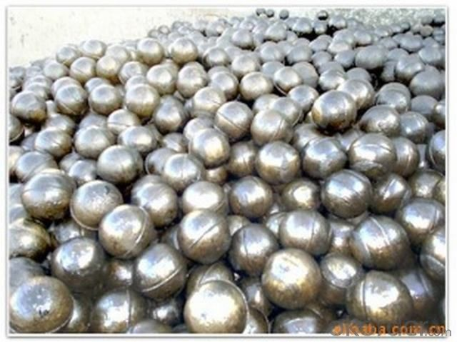 Forged Grinding Ball with Excellent Quality