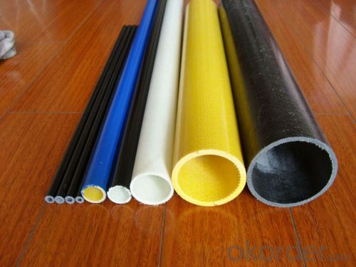 Fiberglass Reinforced Plastic Tube for Mop Handle