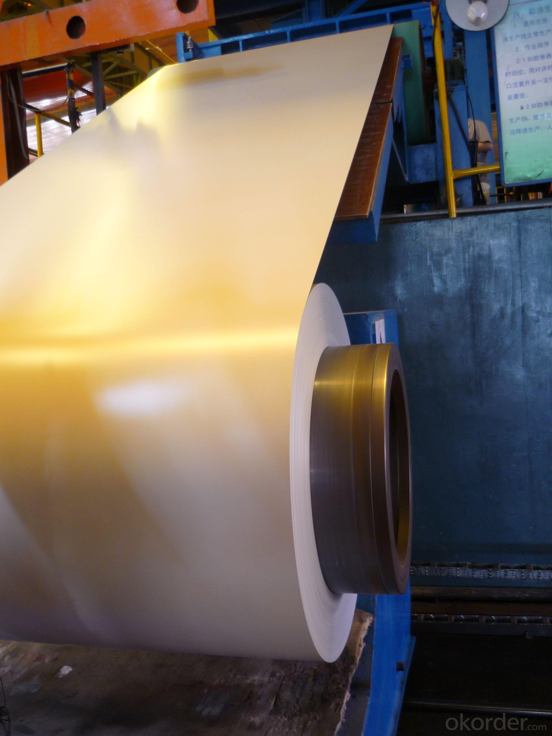 Prepainted Galvanised Steel Coils