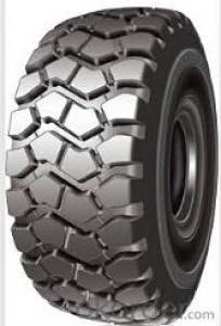 OFF THE ROAD RADIAL TYRE PATTERN B02N FOR GRADERS DOZERS LOADERS ARTICULATED SUMP TRUCKS