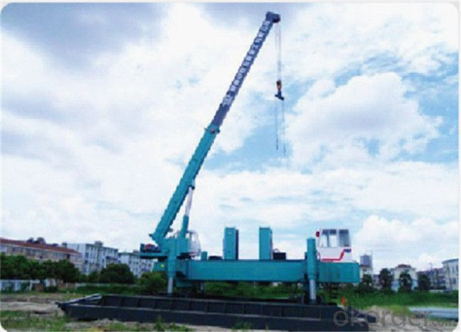 Hydraulic Static Piling Driver