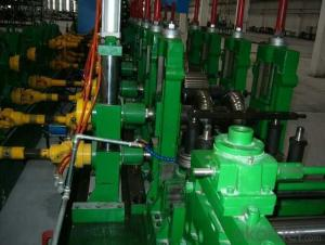 Cold forming mill machine