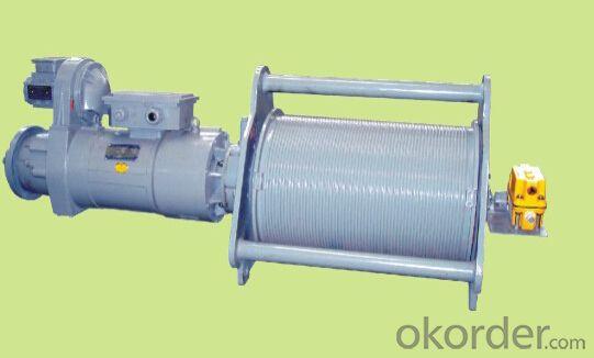 trolley mechanism 6JXF5
