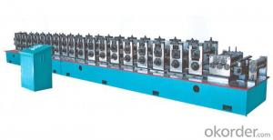 Door Frame Profiles Roll Forming Machine