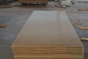 Plain Hard Board  for Decoration Door Skin