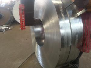 Hot Dip Galvanized Steel Strip