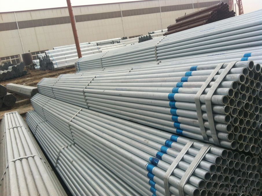 hot dipped galvanized scaffolding pipe