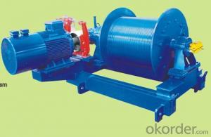 Hoisting mechanism 45JLF25D