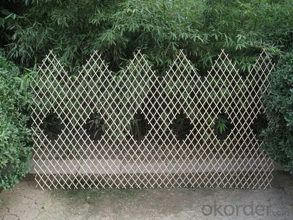 NATURAL EXPANDABLE TRELLIS PANEL GROWING PLANTER