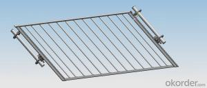 Ringlock System Public Access Tread Rail