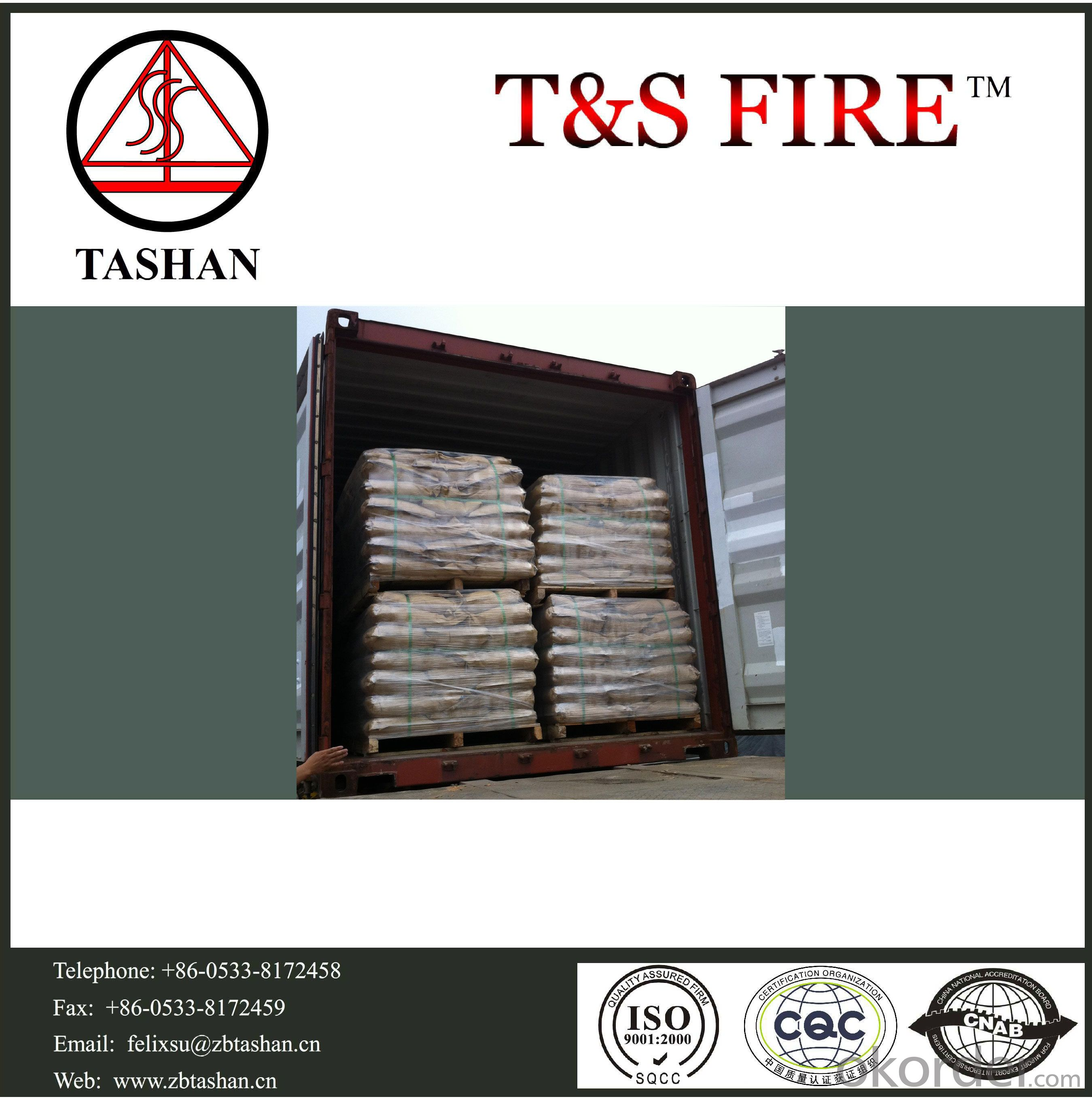 Cement Castable Refractory