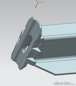 Cuplock System Omega Transom