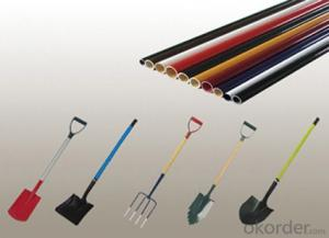Fiberglass Tube with High Strength for Mop