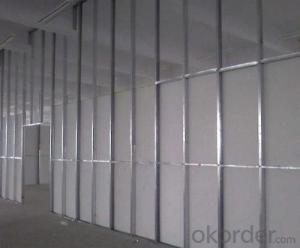 Reinforced Fire Resistant Waterproof Wall Partition Ceiling